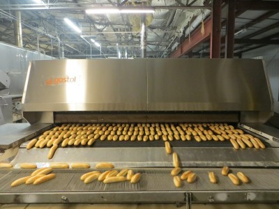 Gostols' energy saving oven producing american bread