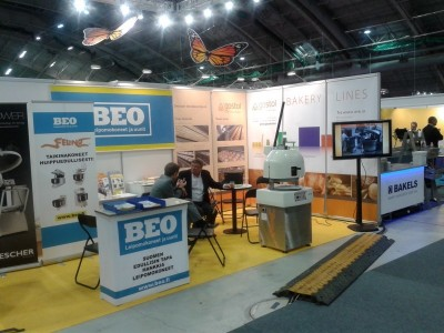 "Exhibition ""Nordic Pack"" Tampere in Finland_08th-10thOctober, 2014."