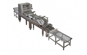 Machine for long moulding Vipava 3000/500 F and Vipava 3000 prolonged for toast bread