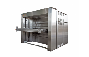 Thermo-oil multi-deck tunnel oven Triglav
